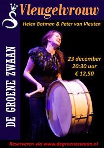 Vleugelvrouw @ De Groene Zwaan | De Rijp | Noord-Holland | Nederland