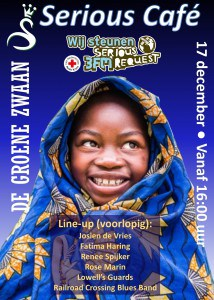 Serious Café 2016 @ De Groene Zwaan | De Rijp | Noord-Holland | Nederland