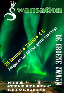 Swansation @ De Groene Zwaan | De Rijp | Noord-Holland | Nederland