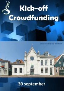Kick-off Crowdfunding @ De Groene Zwaan | De Rijp | Noord-Holland | Nederland