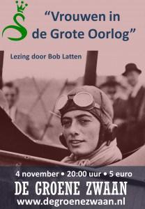 Vrouwen in de Grote Oorlog @ De Groene Zwaan | De Rijp | Noord-Holland | Nederland