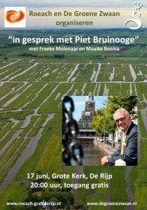 In gesprek met burgemeester Piet Bruinooge @ De Grote Kerk | De Rijp | Noord-Holland | Nederland