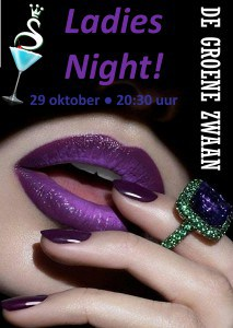 Ladies Night @ De Groene Zwaan | De Rijp | Noord-Holland | Nederland