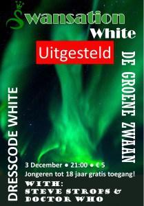 Swansation White @ De Groene Zwaan   De Rijp   Noord-Holland   Nederland