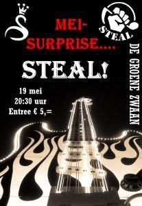 Steal in concert @ De Groene Zwaan | De Rijp | Noord-Holland | Nederland