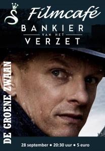 Filmcafé: Bankier van het verzet @ De Groene Zwaan | De Rijp | Noord-Holland | Nederland