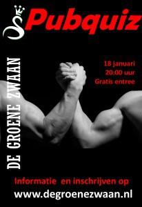 Pubquiz @ De Groene Zwaan